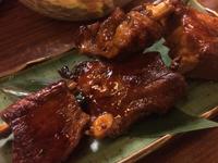 肉の宴と焼酎と。「ごはん屋幸太郎」